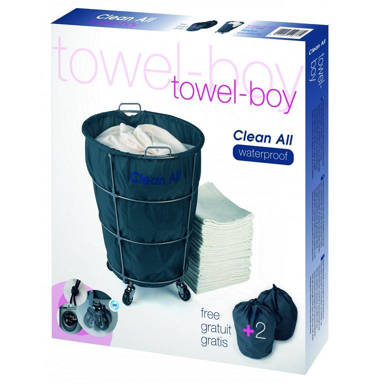 TOALLERO CESTA (TOWEL-BOY) REF : 0170050 CLEAN ALL_1
