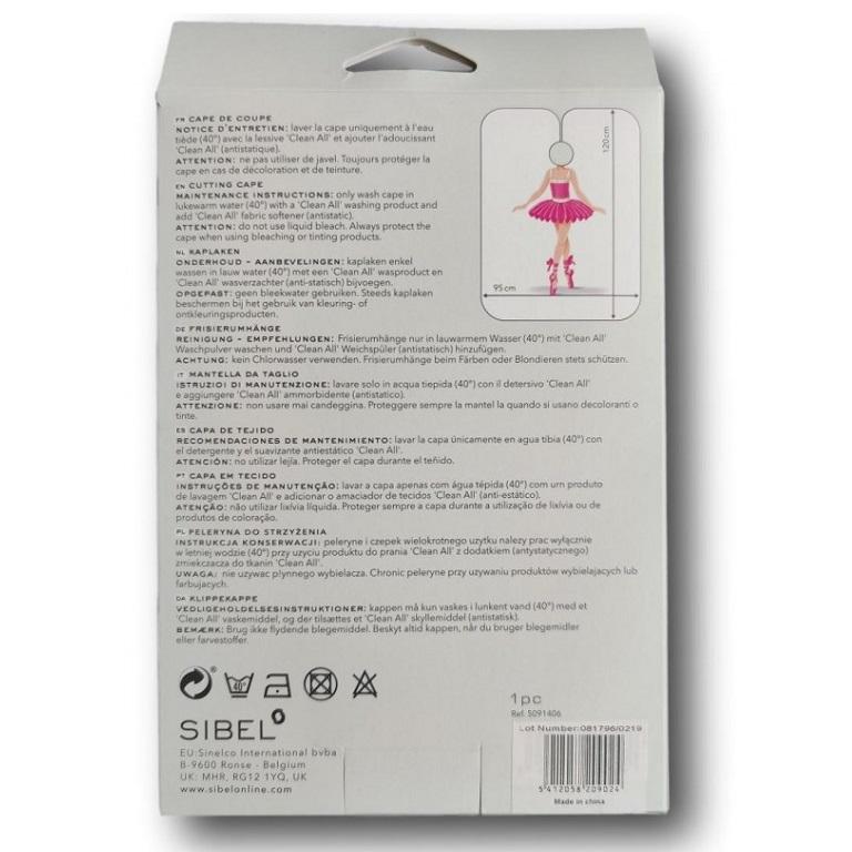 CAPA DE CORTE INFANTIL BALLERINA REF. 5091406_3